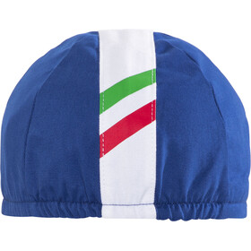 Castelli Retro 3 Cap surf blue/white